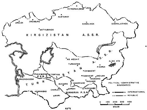 Казахский вопрос
